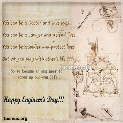 Happy Engineers Day Pictures