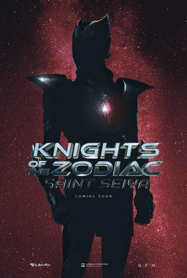 KNIGHTS OF THE ZODIAC - Han finalizado las grabaciones del Live Action de Saint Seiya
