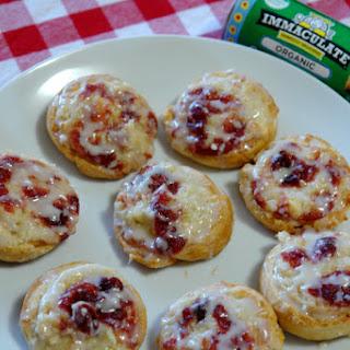 Cranberry Cream Cheese Danish