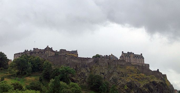 Castle Edinburgh