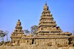 Shore Temple, Mamallapuram