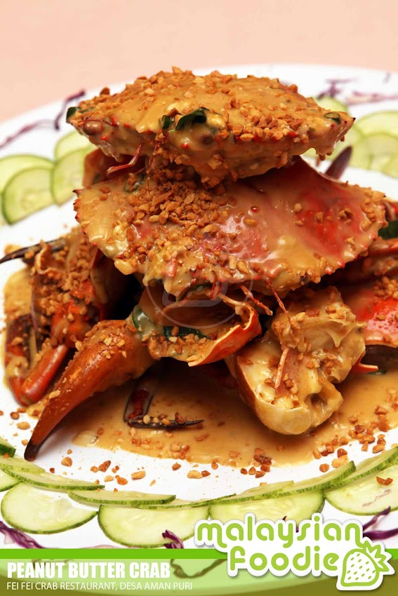 FEI FEI CRAB RESTAURANT, DESA AMAN PURI ( INVITED REVIEW)