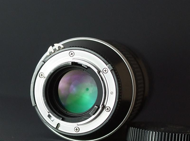 Nikon MF 180mm f2.8 ED