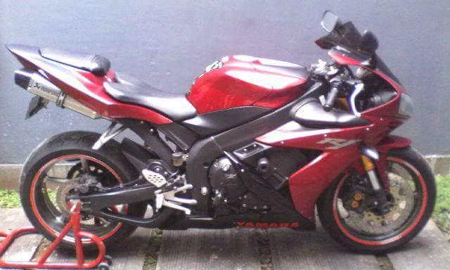 Lapak Moge Sport Bekas Yamaha R1 2007 Euro Spec