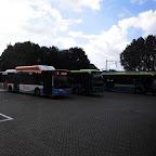 Bussen op Busstation Heerenveen M.A.N Lions City CNG EEV van Qbuzz bus 2050 berkhof ambassador van Connexxion bus 8323 berkhof ambassador van Connexxion bus 8217