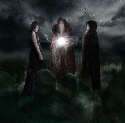 Black Coven, Black Magic