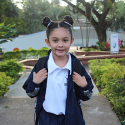 Our First School Day 2018 -2019