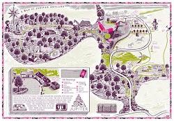 Jupiter Artland Map
