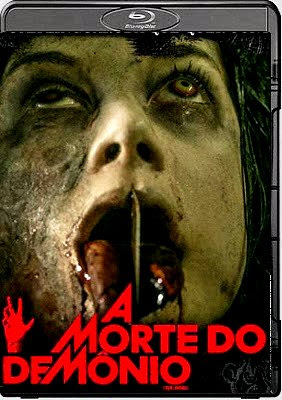 Filme Poster A Morte do Demônio BDRip XviD Dual Audio & RMVB Dublado