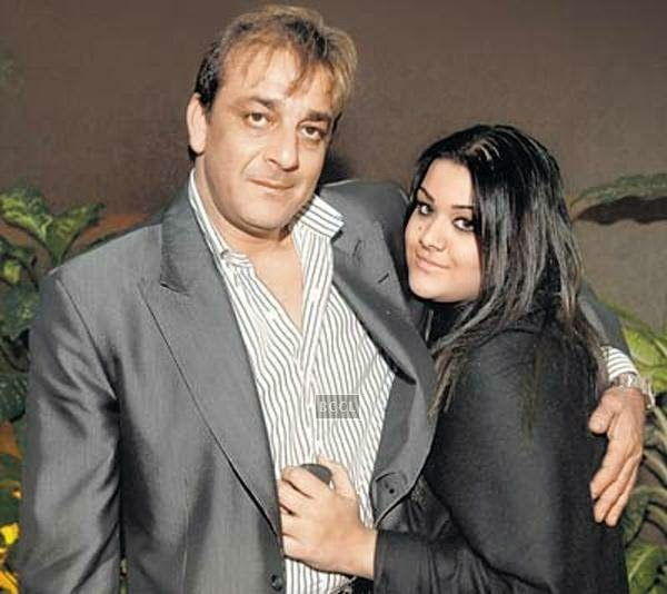 Sanjay and the late Richa's daughter Trishala has also battled a case of broken home and but she has managed to cope up.