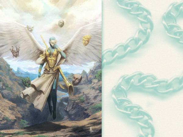 Silent Angel, Angels