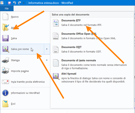 salvare-documento-wordpad