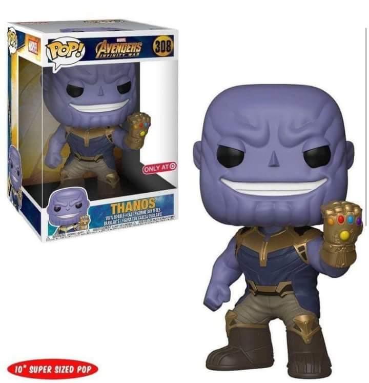 Thanos - Ecco La Sua Funko Pop