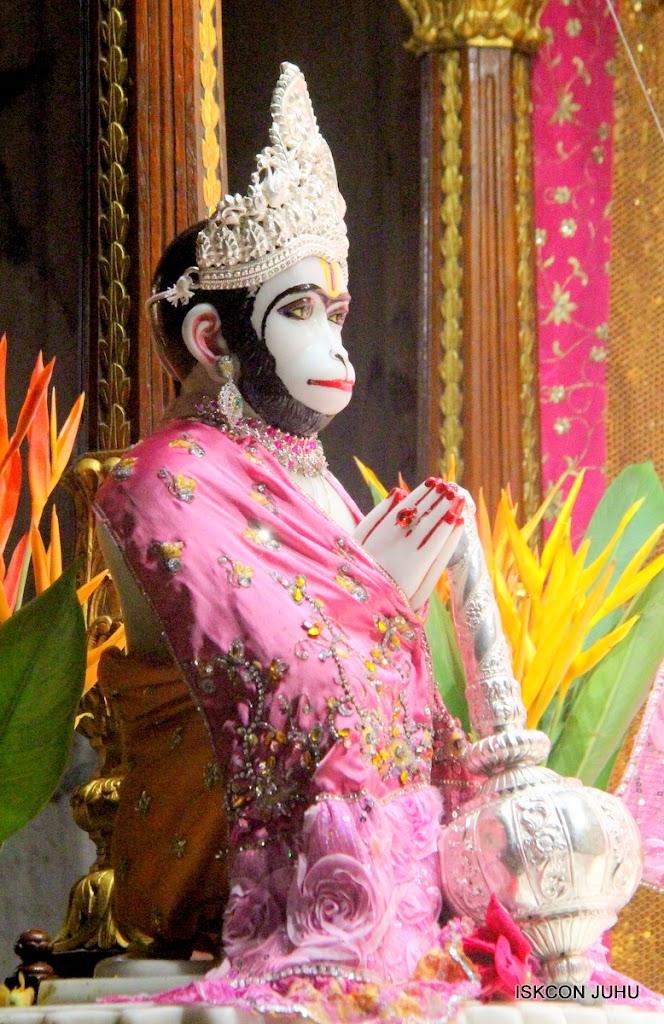 ISKCON Juhu Mangal Deity Darshan on 22nd July 2016 (2)