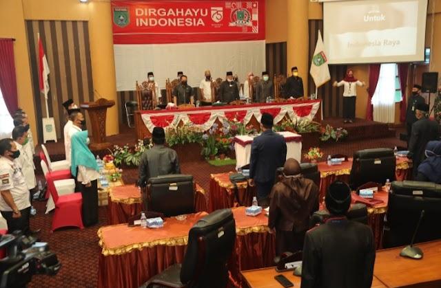 Di Hadapan Dewan, Bupati Sentil Sanksi ASN Pelanggar Prokes