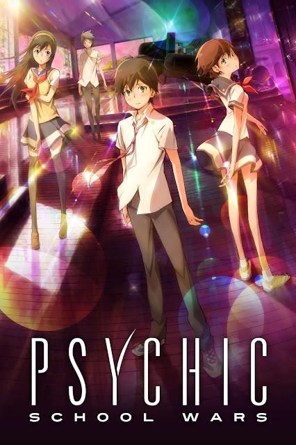 Psychic School Wars