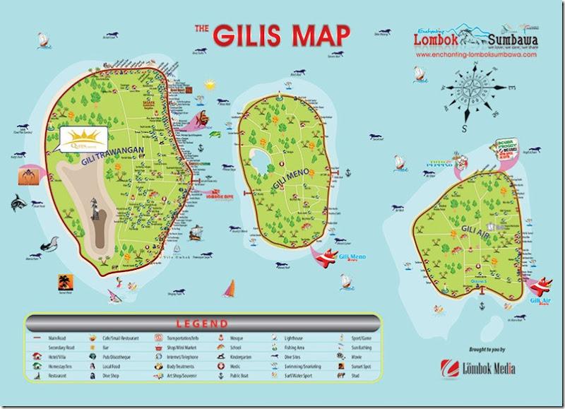 Gilis MAp
