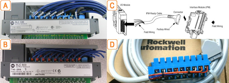 PLC and Terminal block and Sensor wiring selection - PLCS.net ...