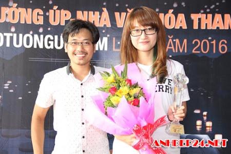 Vũ Kim Phụng á khôi làn cờ vua Việt Nam