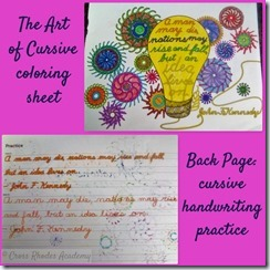 The Art of Cursive 2