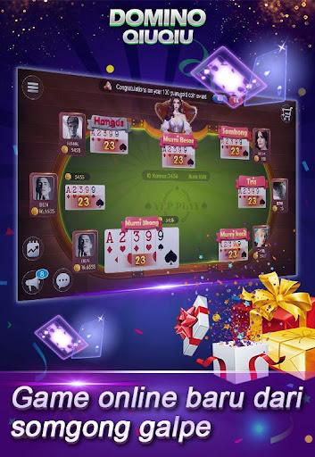 Domino qiuqiu qq 99 kiukiu samgong(yepplay poker) 1.1.0 screenshots 1