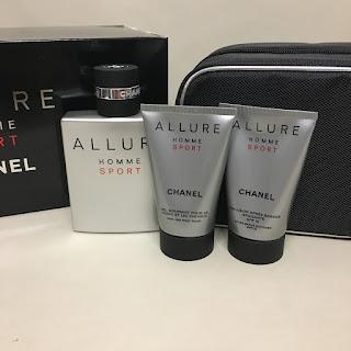 Chanel ALLURE Homme Perfume Set