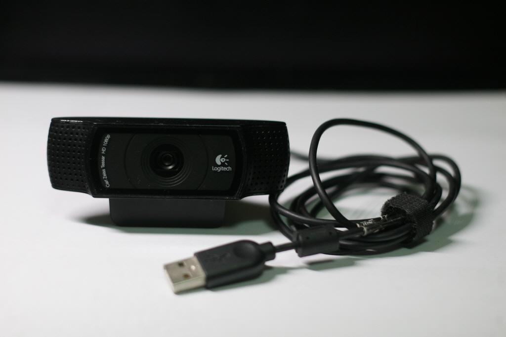 로지텍 c920 웹캠