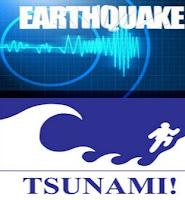 terremoto, tsunami