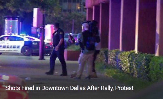 Police robot takes out Dallas shooter