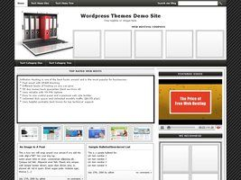 Web Hosting Template 1