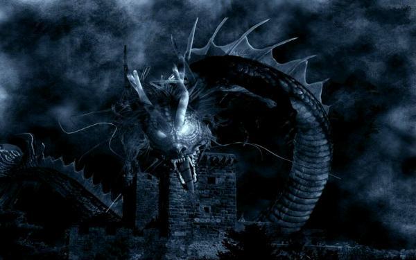 Dragon Dark Sky, Dragons