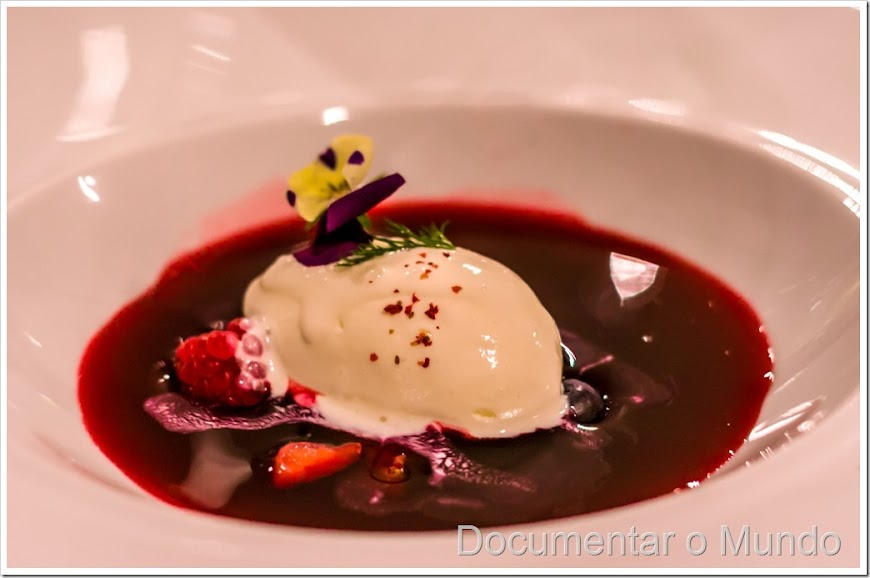 Yayo Daporta, Restaurante Eleven, jantar de apresentação AMA Andalusia Health Resort