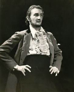 As Le Beau in Shakespeare's As You Like It, Meadowbrook Theater,1969