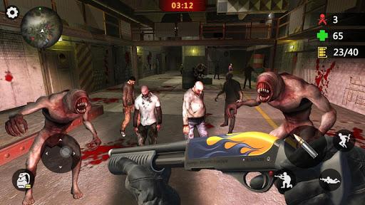 Zombie Survival 3D: Fun Free Offline Shooting Game  screenshots 13