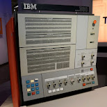 IBM 5 billion dollar bet computer history museum in silicon valley in Mountain View, California, United States