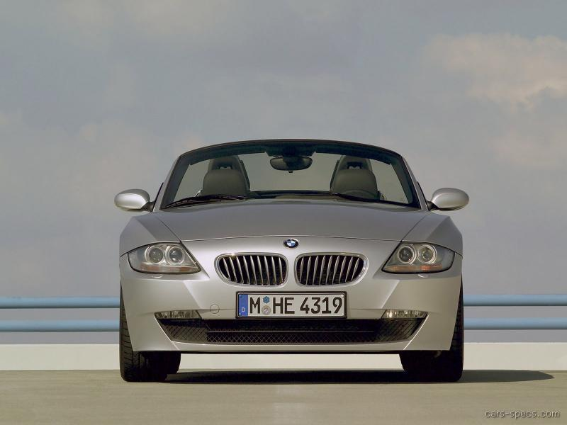 2007 Bmw Z4 Convertible Specifications Pictures Prices