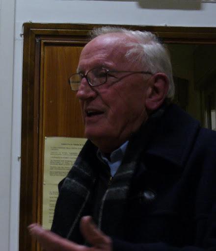 don Ambrogio Boem, missionario