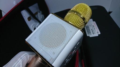 DSC 5569 thumb%255B3%255D - 【カラオケ/ガジェット】ワイヤレスBluetoothバッテリー内蔵スマホカラオケマイク3種歌い&使い比べレビュー!2017年カラオケは自宅のスマホで楽しめる!?小イベントのMC司会にも使えそう