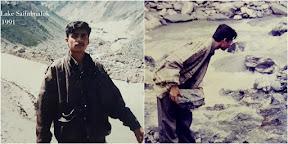جھیل سیف الملوک اور قراقرم ہائی وے کی تصاویر، ١٩٩٠-١٩٩٣