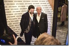 Zita Fabiani_Inaugurazione-Pierfrancesco Favino e Gianni Colasanti