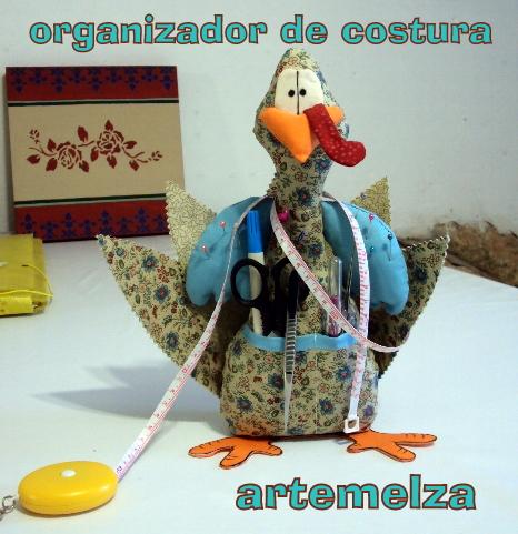 artemelza - organizador de costura
