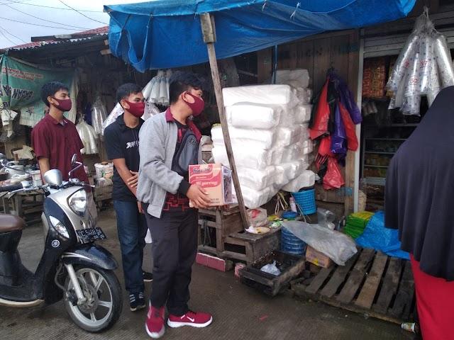 IMM Mamuju Galang Dana Untuk Korban Banjir