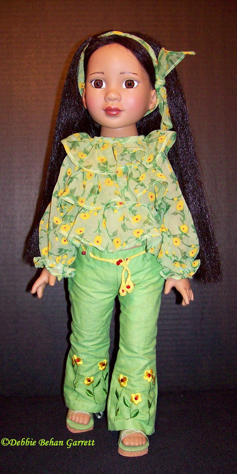 Black Doll Collecting: Do You Remember Keisha