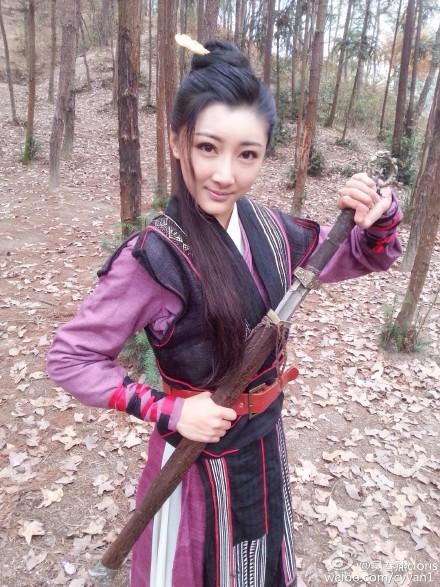 Wu Chunyan China Actor