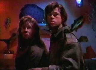 Brad Pitt starred in the episode 'Black Tickets' as Rick, one half of a young couple that chooses to elope against their respective parents' wishes. Needless to say, things don't go according to plan, and lots of surreal dream sequences are had by all.