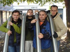 Belgium tour 2009