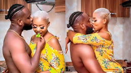 Check Out Pre-Wedding Photos Of CoupleThat Is Making Sensation On The Internet [See Photos]