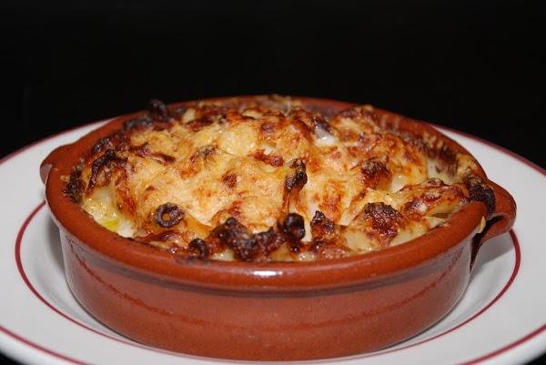 The Waverly Inn's  Macaroni And Cheese Recipe