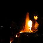 Vulkaan uitbarsting, voor the Mirage