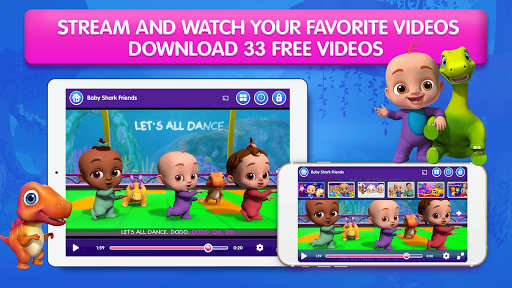 ChuChu TV LITE Best Nursery Rhymes Videos For Kids 4.5 screenshots 2